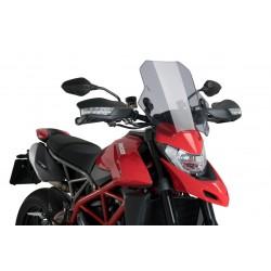 Cúpula amplia PUIG BAT 8088 para Ducati