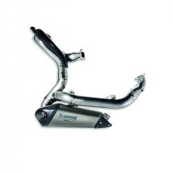 Sistema completo escape Akrapovic Ducati Panigale V2