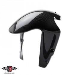 Guardabarros delantero en carbono para Ducati 1098/848/1198