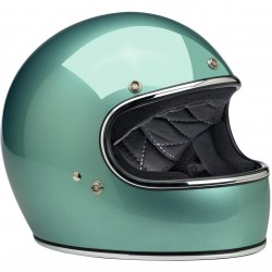 Casco Integrall Biltwell Gringo Gloss Sea Foam Ducati