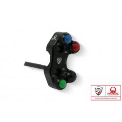 Botonera Derecha CNC Racing Pramac para Ducati SWD19B