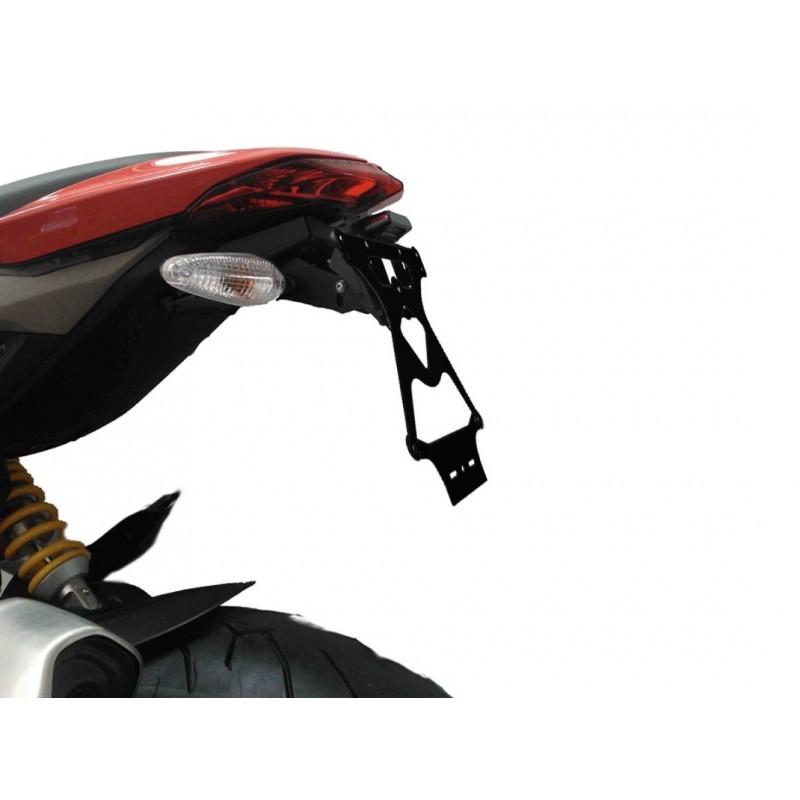 KIT PASSENGER PEGS HYPER 821/ 939 - The Ducati Store