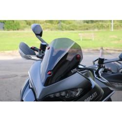 Cúpula Sport ahumada CNC Racing Ducati Multistrada