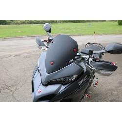 Cúpula Sport Negra CNC Racing Ducati Multistrada