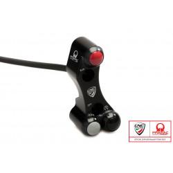 Botonera derecha CNC Pramac para Ducati Superbike