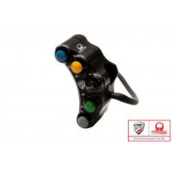 Botonera Street CNC Racing Pramac para Ducati SWD18BPR