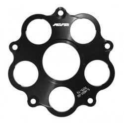 Portacoronas Sunstar 5 anclajes para Ducati