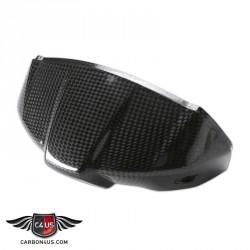 Protector de cuadro de instrumentos en carbono - Ducati Monster