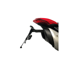 Porta matrículas ajustable Ducabike Ducati Hyper 950