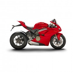 Maqueta oficial Ducati Performance Panigale V4