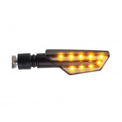 Intermitentes LED Lightech para Ducati. Ref FRE922NER