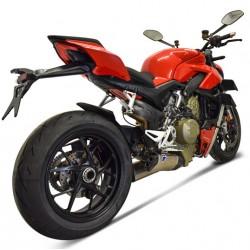 Escape Termignoni Racing para Ducati Streetfighter V4.