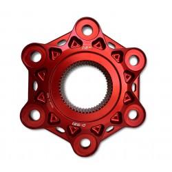 """Portacoronas AEM Factory """"D-SEI"""" para Ducati"""