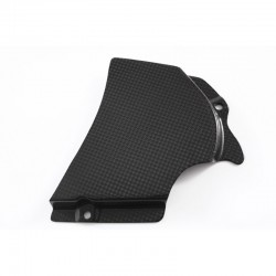 Tapa de piñón en carbono para Ducati