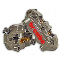 Kit de pinzas de freno Brembo GP4 RX para Ducati