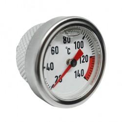 Tapón de aceite especial con termómetro para Ducati.