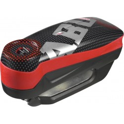 Candado de disco con alarma ABUS Pixel para Ducati