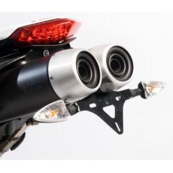 Porta matrículas Evotech Performance Ducati Hypermotard