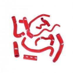 Kit manguitos rojos radiador Samco Ducati Streetfighter