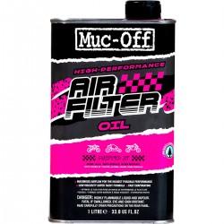 Aceite para filtros de aire Muc-Off 1L para Ducati.