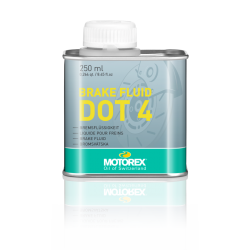 Líquido de frenos Motorex Racing Plus DOT4 250ml