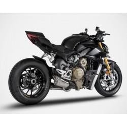 Escape Zard Slip-on para Ducati Streetfighter V4