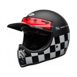 Casco Bell Fasthouse Bandera a Cuadros para Ducatistas