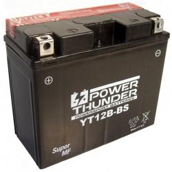 Bateria Hermética Power Thunder CT12B-BS para Ducati
