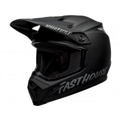 Casco Bell Fasthouse MX-9 MIPS para Ducatistas