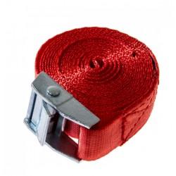 Correa roja de fijación para transporte Ducati 3Mx25mm