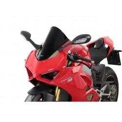 Cúpula negra Racing alta MRA Ducati Panigale V4/V2