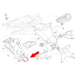 Pletina original Ducati de contacto 39110033A