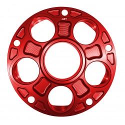 """Portacoronas AEM Factory """"Cinque Fori"""" para Ducati."""