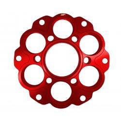 """Portacoronas AEM Factory """"6 Fori"""" para Ducati."""