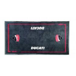 Alfombra de Garaje Ducati Performance logo Corse 1mx2m