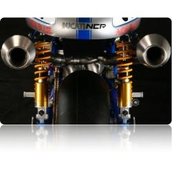 Amortiguador trasero NCR Ohlins - Ducati SportClassic.