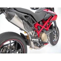 Kit completo Zard para Ducati Hypermotard modelo Scudo
