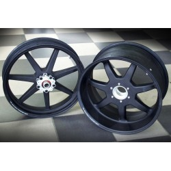 Set llantas de Carbono BST wheels
