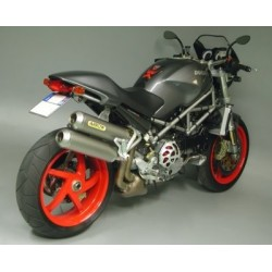 Escapes Arrow para ducati