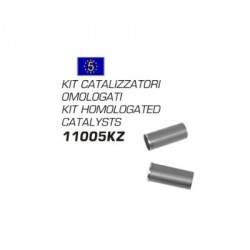 Catalizadores para colector Racing original