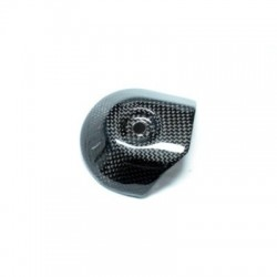 Protector en carbono de la valvula de alivio para nueva Monster 1100/S