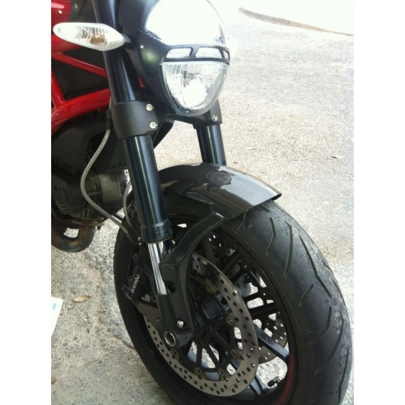 Ducati Monster No Front Fender