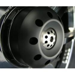 Protector de rueda Trasera Titanio