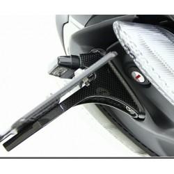 Portamatriculas Carbono Moto Corse DVC