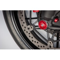 Tapón izquierdo CNC Racing de rueda delantera de Ducati