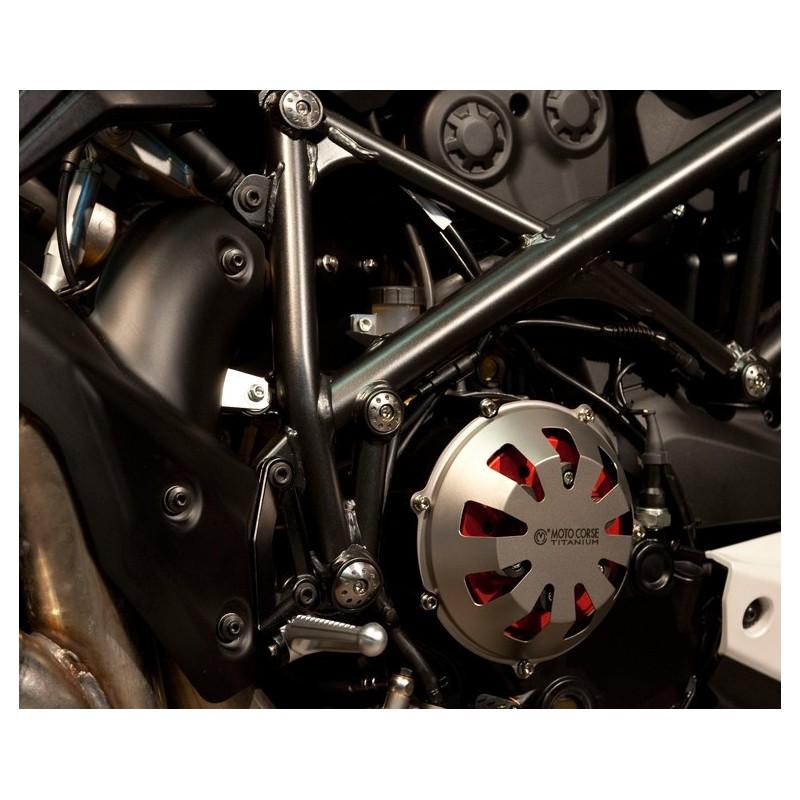 Ducati Streetfighter Frame Plugs