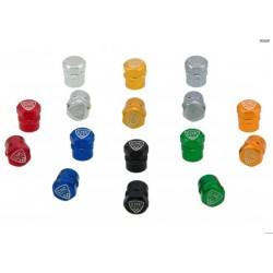 CNC Racing wheel valve cap kit for Ducati