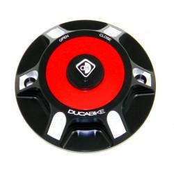 Tapón depósito combustible Ducabike para Ducati Hypermotard