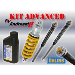 Kit Advanced Ohlins para Ducati