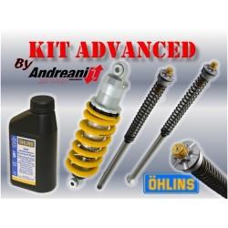 Kit Advanced Ohlins para Ducati